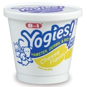 8 in 1 Yogies Cheese Flavor