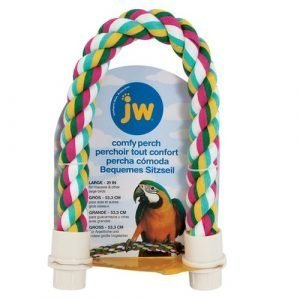Booda Comfy Perch Multicolor