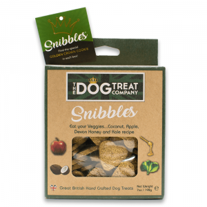 Coconut and Devon Honey Snibbles Crunchy Dog Biscuits