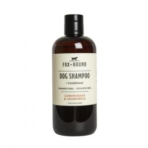 Dog Shampoo + Conditioner Lemongrass & Chamomile