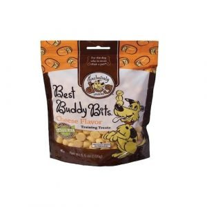 Exclusively Pet - Best Buddy Bits Cheese Flavor Dog Treats