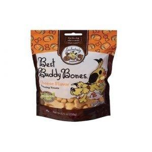 Exclusively Pet - Best Buddy Bones Cheese Flavor Dog Treats