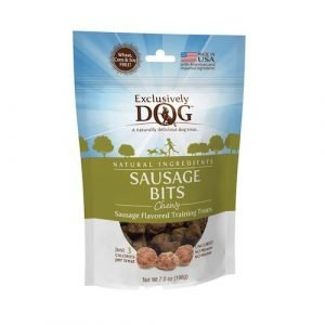 Exclusively Pet Meat Treats Sausage Bits
