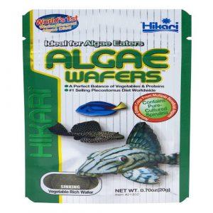 Hikari Algae Wafers Rapidly Sinking Wafer Fish Food