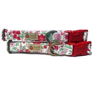 In Bloom - Organic Cotton Cat Collar