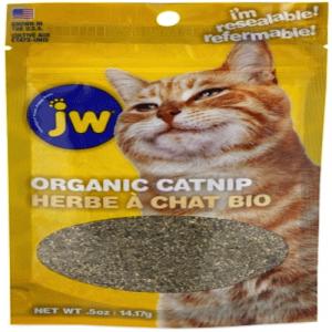 JW Organic Catnip