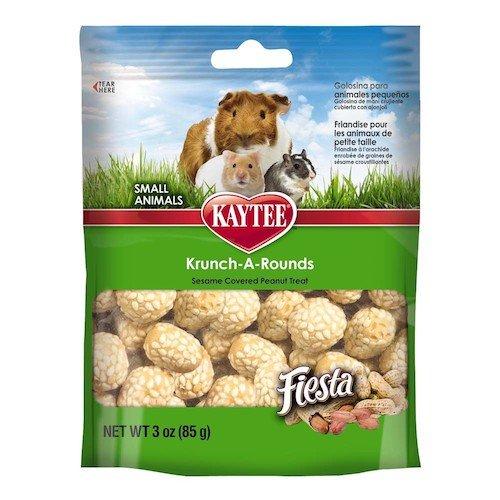 Kaytee Fiesta Krunch Arounds Small Animal Peanuts