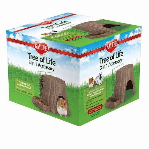 Kaytee Tree Of Life 3-In-1 Accessory