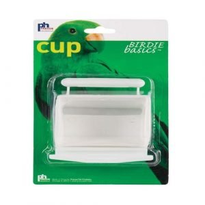 Prevue Pet Products Bird Basic Hooded Cup with Perch
