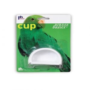 Prevue Pet Products Hanging Plastic Cup