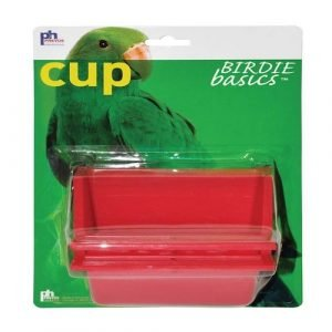 Prevue Pet Products High Back Universal Plastic Cup