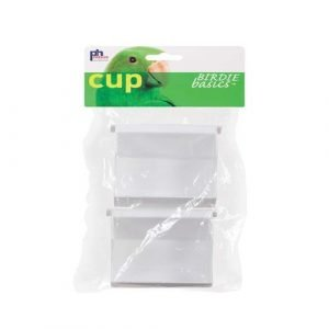 Prevue Pet Products Universal Outside Access Plastic Cup