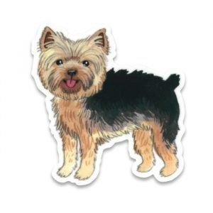 Yorkie Sticker